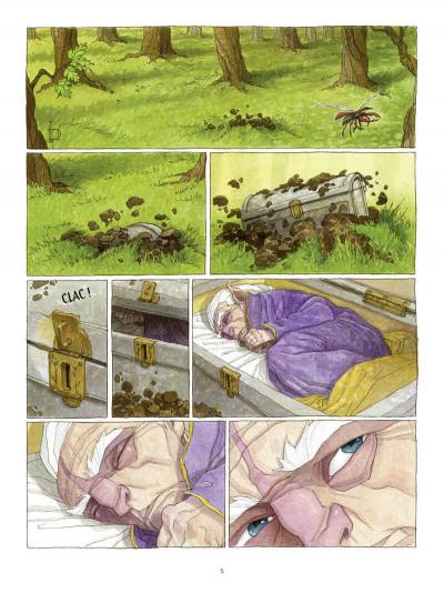 Page 6 Le Triskel volé