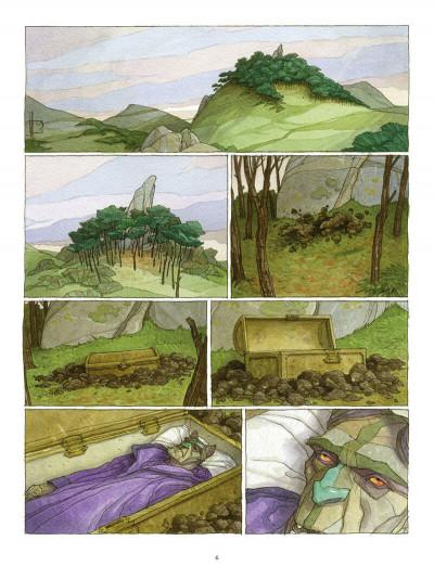 Page 7 Le Triskel volé