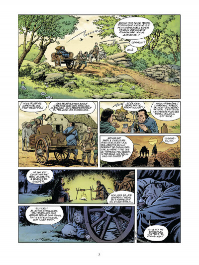 Page 4 Kaamelott tome 9