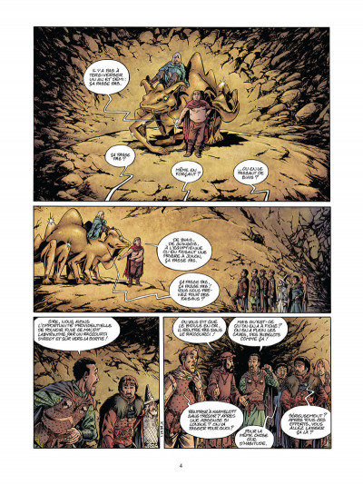 Page 5 Kaamelott tome 9