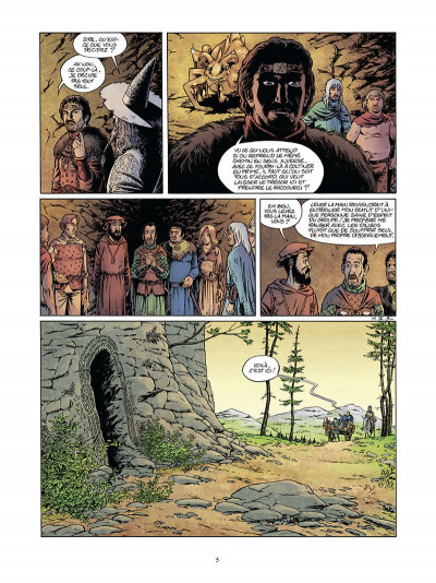 Page 6 Kaamelott tome 9