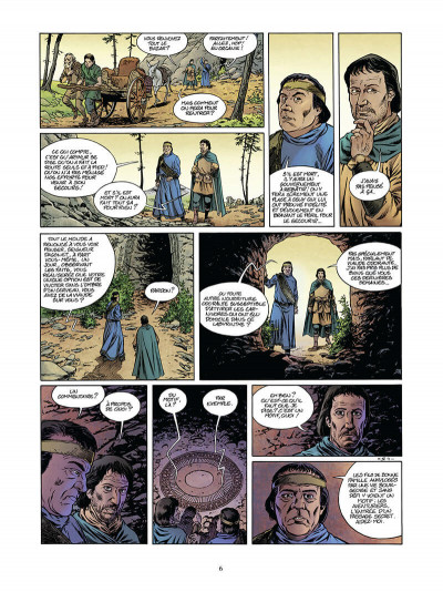 Page 7 Kaamelott tome 9