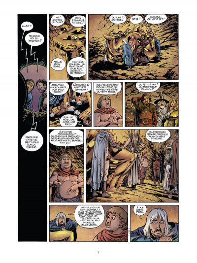 Page 8 Kaamelott tome 9