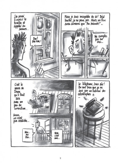 Page 5 Le fils du yéti