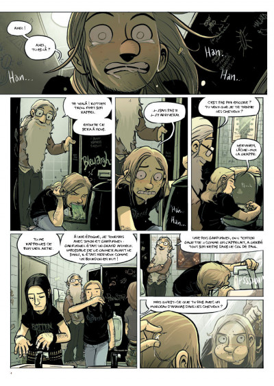 Page 3 Perkeros tome 1 - les notes fantômes