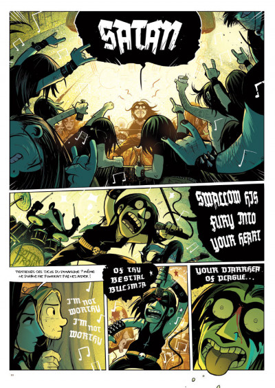 Page 5 Perkeros tome 1 - les notes fantômes