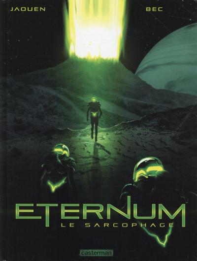 Couverture Eternum tome 1