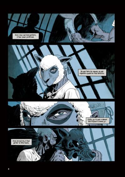 Page 2 Face au mur tome 1