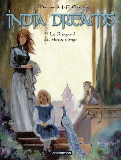 Couverture India dreams tome 9