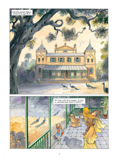 Page 1 India dreams tome 9
