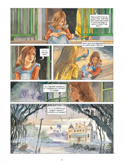 Page 3 India dreams tome 9