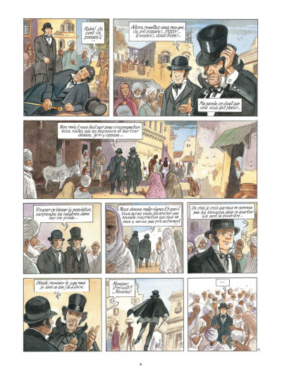 Page 5 India dreams tome 9