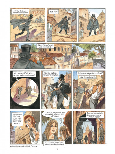 Page 6 India dreams tome 9