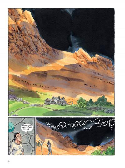 Page 1 Le reste du monde tome 1