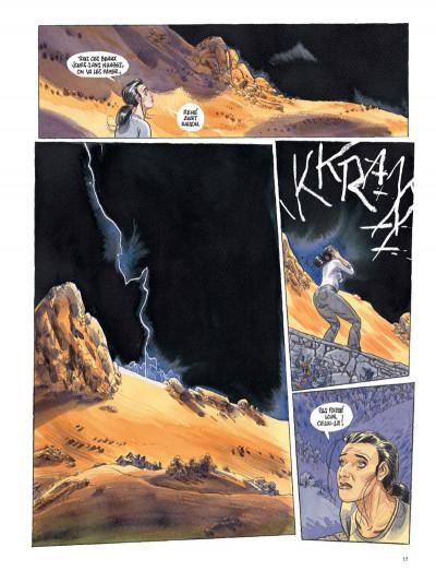 Page 2 Le reste du monde tome 1