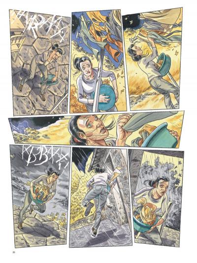 Page 5 Le reste du monde tome 1