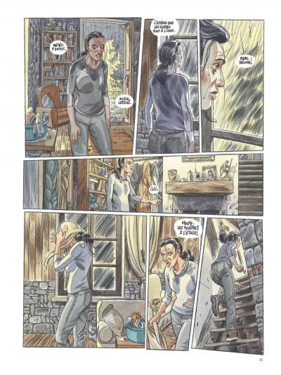Page 6 Le reste du monde tome 1