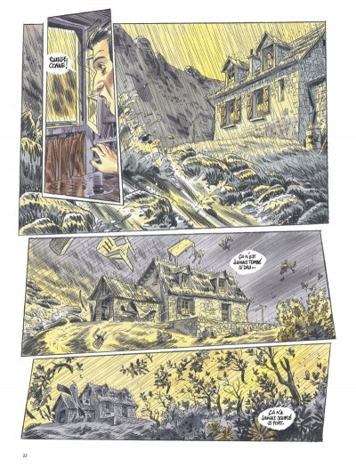 Page 7 Le reste du monde tome 1