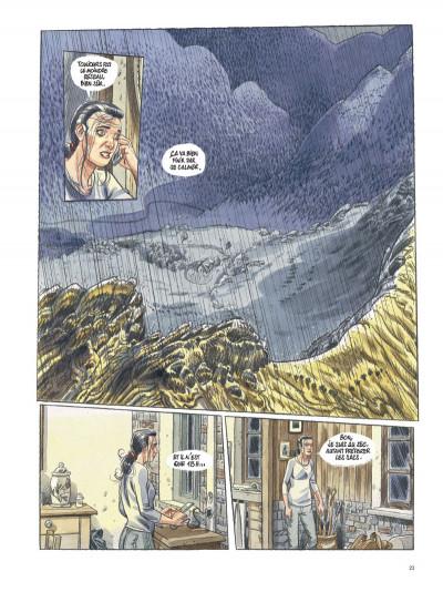 Page 8 Le reste du monde tome 1
