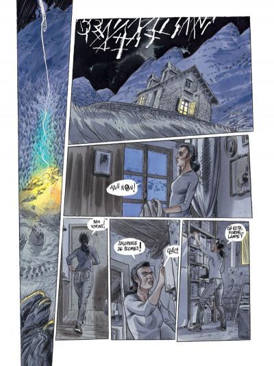 Page 9 Le reste du monde tome 1