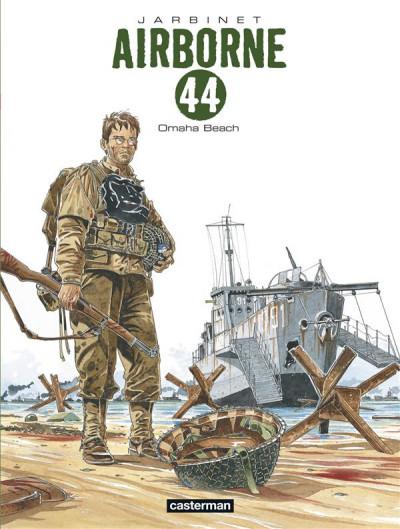 Couverture Airborne 44 tome 3 (nouvelle édition)