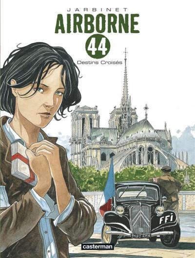 Couverture Airborne 44 tome 4 (nouvelle édition)