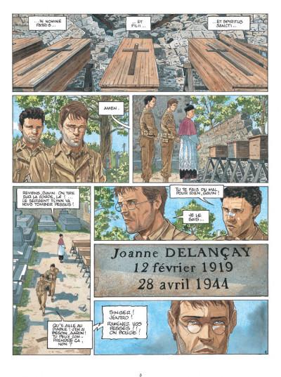 Page 1 Airborne 44 tome 4 (nouvelle édition)