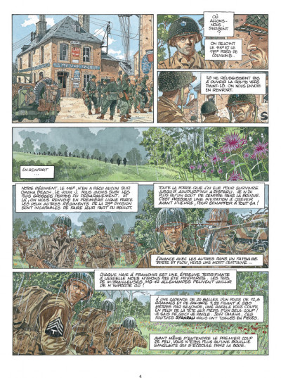 Page 2 Airborne 44 tome 4 (nouvelle édition)