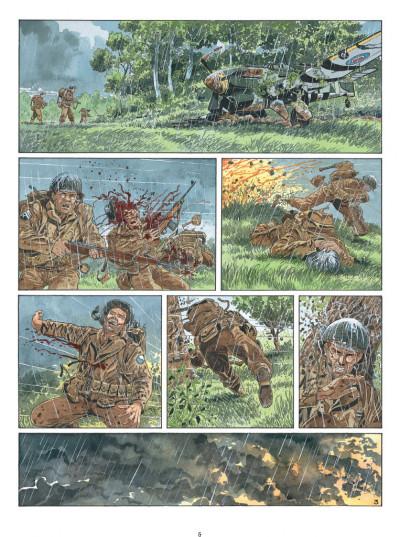 Page 3 Airborne 44 tome 4 (nouvelle édition)