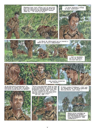 Page 4 Airborne 44 tome 4 (nouvelle édition)