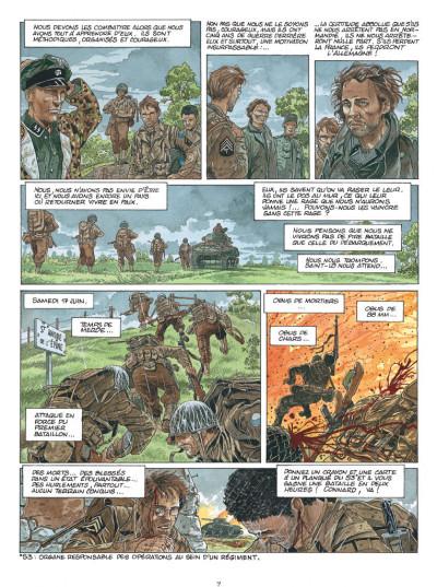 Page 5 Airborne 44 tome 4 (nouvelle édition)
