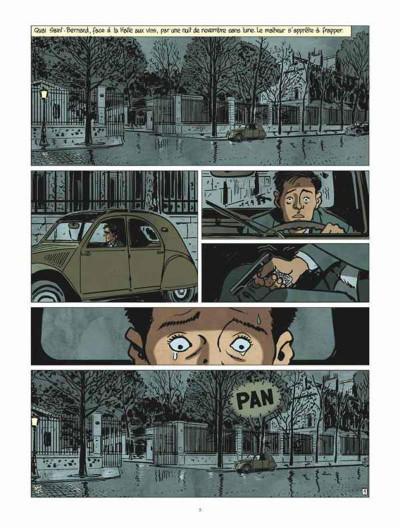 Page 1 Nestor Burma tome 9
