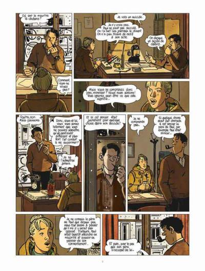 Page 3 Nestor Burma tome 9
