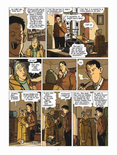 Page 4 Nestor Burma tome 9