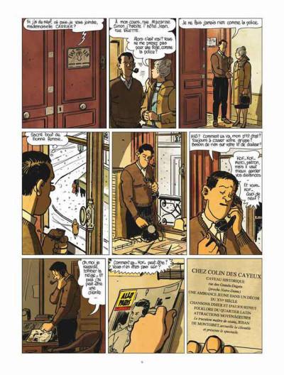 Page 5 Nestor Burma tome 9