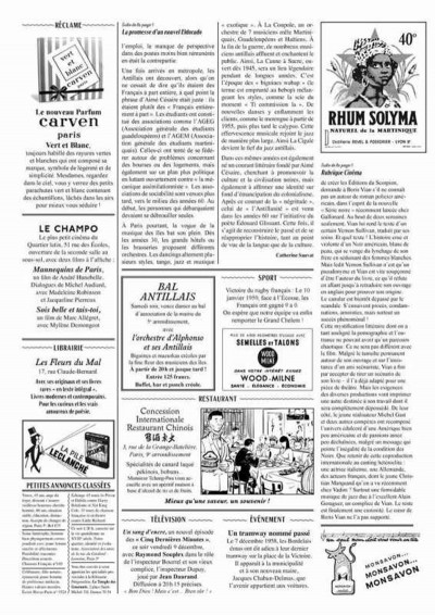 Page 2 Nestor Burma Journal tome 2