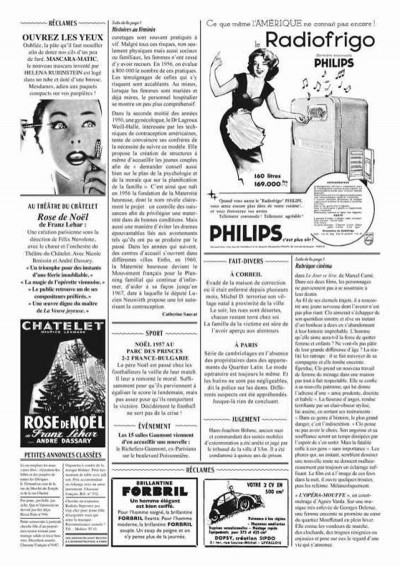 Page 2 Nestor Burma Journal tome 3