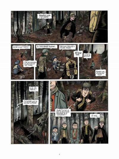 Page 2 La guerre des Lulus tome 3