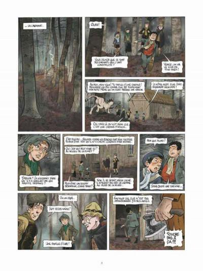 Page 3 La guerre des Lulus tome 3