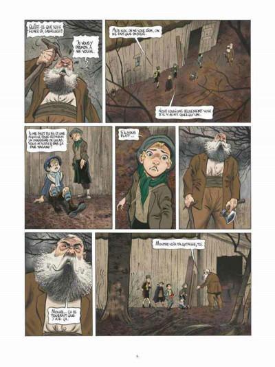 Page 4 La guerre des Lulus tome 3