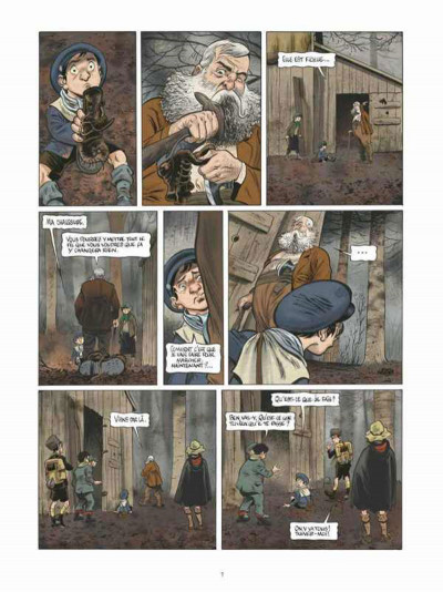 Page 5 La guerre des Lulus tome 3