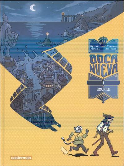 Couverture Boca nueva tome 1