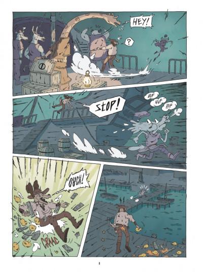 Page 3 Boca nueva tome 1