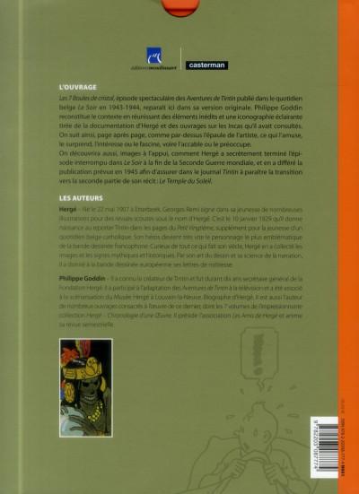 Dos La Malédiction de Rascar Capac tome 1 - Les mystères des boules de cristal