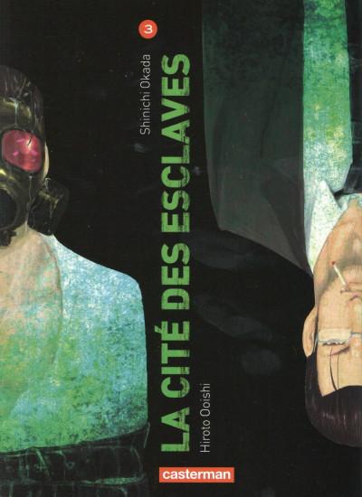 Couverture La cité des esclaves tome 3