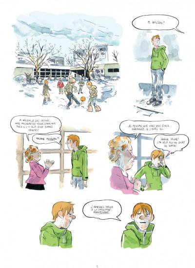Page 1 Le sourire de rose