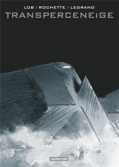 Couverture Transperceneige intégrale