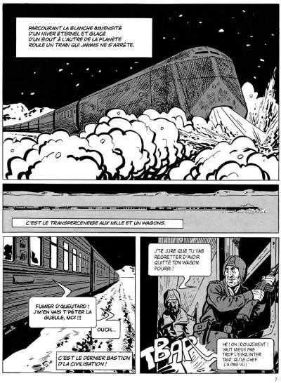 Page 1 Transperceneige intégrale