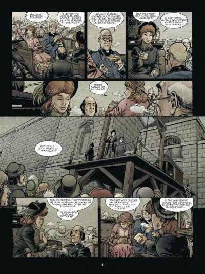 Page 1 Le club des prédateurs tome 1