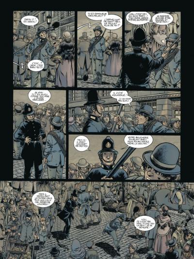 Page 2 Le club des prédateurs tome 1
